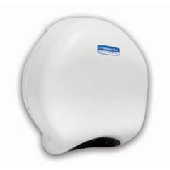 Dispensador papel higi nico jumbo roll single kimberly for Dispensador de papel higienico